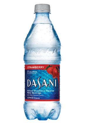 DASANI® Flavors Strawberry