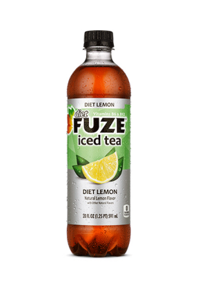 FUZE® Diet Lemon Tea