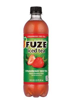 FUZE® Strawberry Red Tea