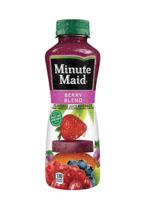 Minute Maid® Juices To Go