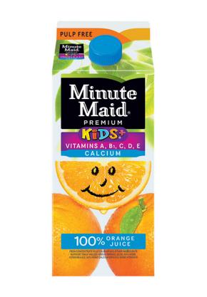Minute Maid Kids+®
