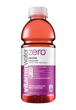 Vitamin Water Bottle Png