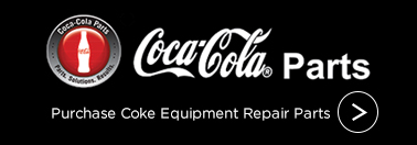 order parts for your Coca-Cola equipment