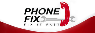 get help fixing equipment with Phone Fix videos