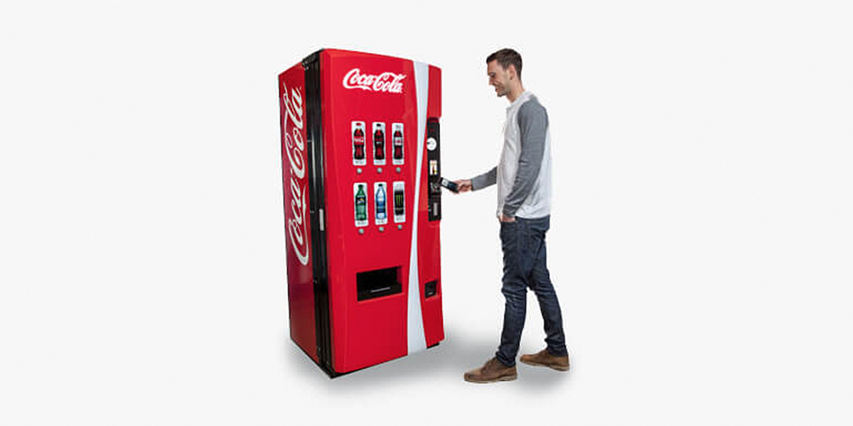 Cashless Payments Deliver Vending Profits and Consumer Satisfaction