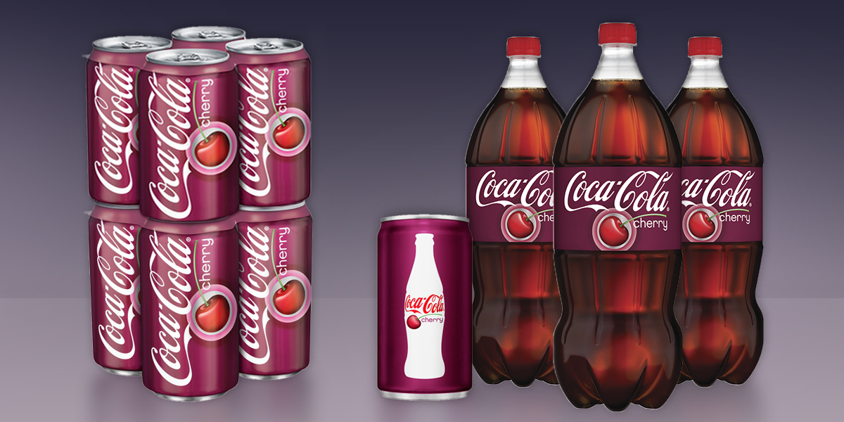 Three Decades Of The Timeless Taste Of Cherry Coke